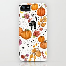 Spooky Season iPhone Case
