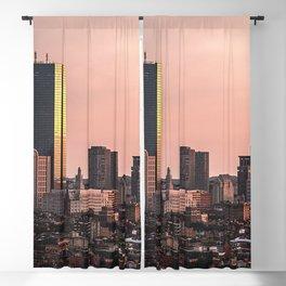 Boston City X Blackout Curtain