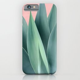 Agave crown iPhone Case