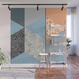 Terazzo Tiles Wall Mural
