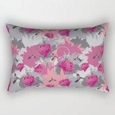 Finding Beauty Rectangular Pillow