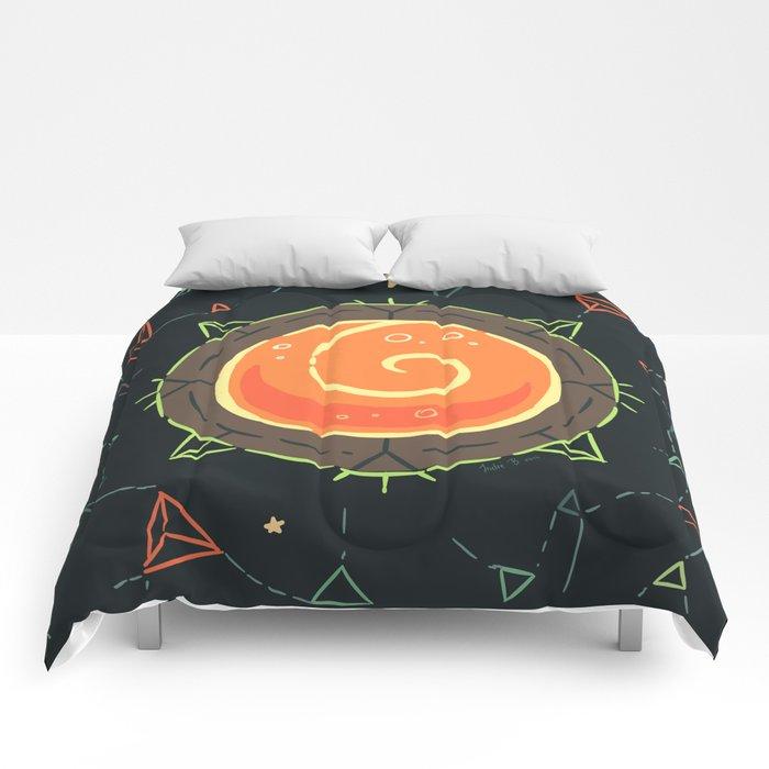 Dark Matter Comforters