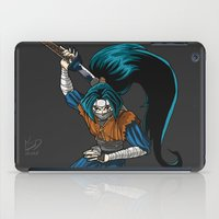 ninja iPad Cases featuring Ninja by Mauro Squiz Daviddi