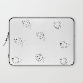Balloon Fish Laptop Sleeve