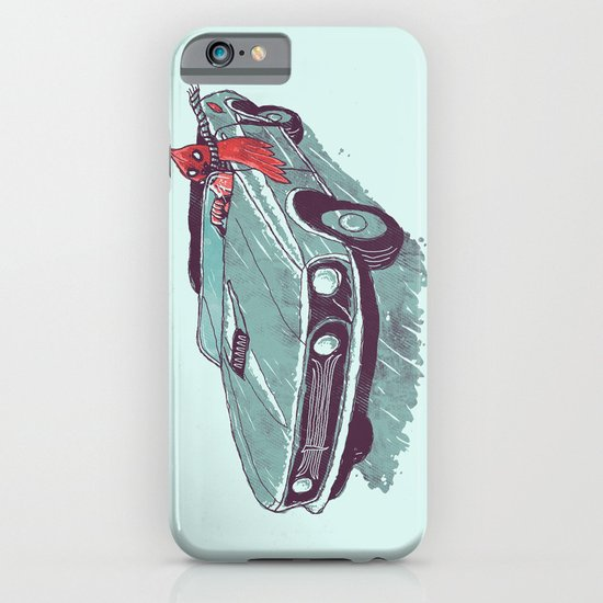 Fear of Flying iPhone & iPod Case