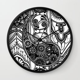 Overlap Wall Clock