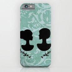 silhouettes iPhone 6s Slim Case