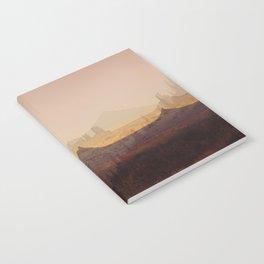 Western America Landscpe Notebook