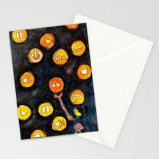 I want Fast Forward! Stationery Cards