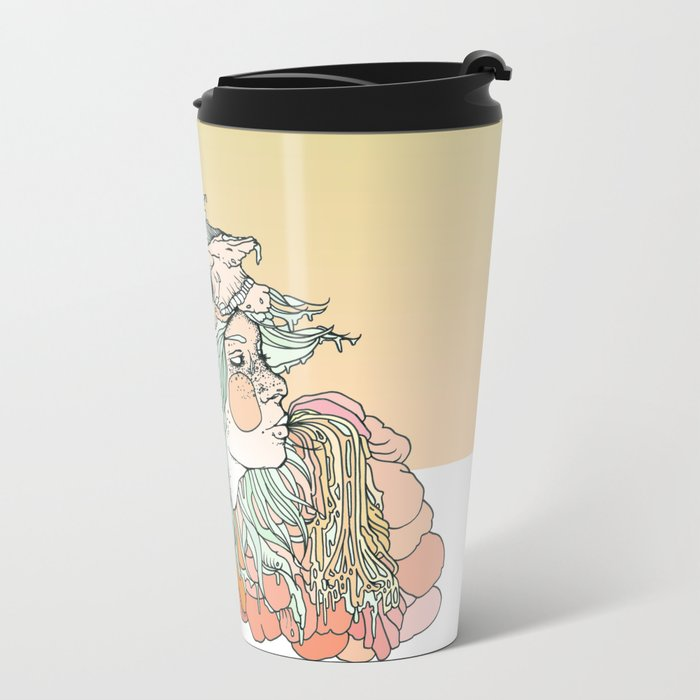 w a r m // m a r s h Metal Travel Mug