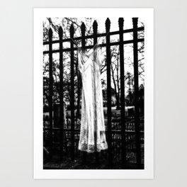 Memories Of A Ghost Art Print