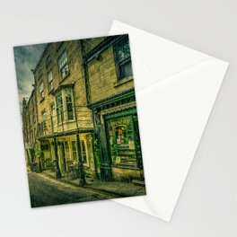 Rainy Day in the Bay Stationery Cards