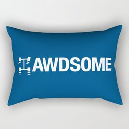 AWDSOME v5 HQvector Rectangular Pillow