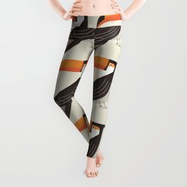 Whimsy Toucan Leggings