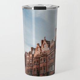 Belgravia district | Colourful Travel Photography | London, England Travel Mug