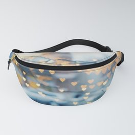 Holding Onto Love No 2 Fanny Pack