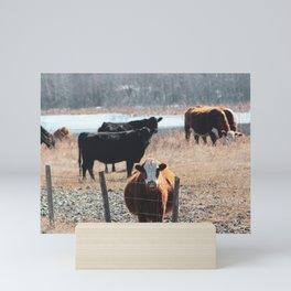 The Guardian Mini Art Print
