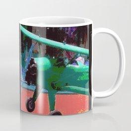 Model Plane Abstract Coffee Mug