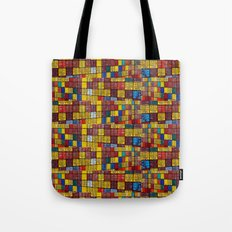 Containers Tote Bag