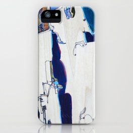 And Where Do all these Highways Go iPhone Case