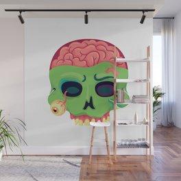 Hallow! Wall Mural