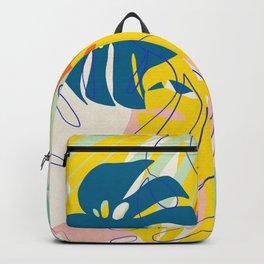 Vibrant Monstera for Matisse Backpack