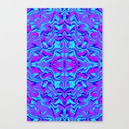 Mirrored.... Canvas Print