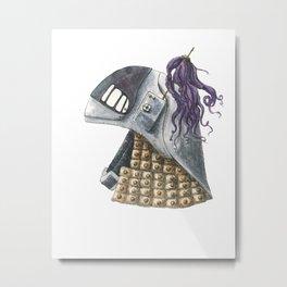 Ming Alliance Metal Print