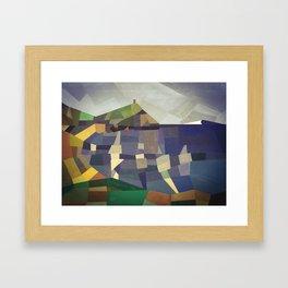 Kimmeridge Framed Art Print