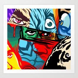 hero in you Art Print