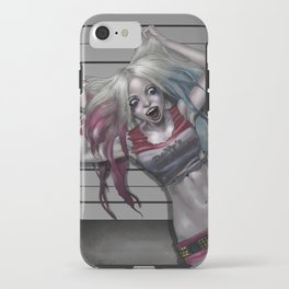 Harley Quinn iPhone Case