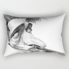 Adrien Brody Rectangular Pillow