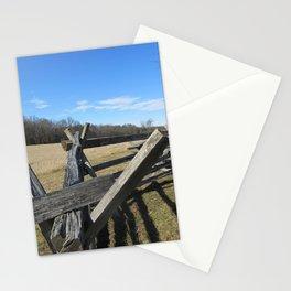 Manassas Battlefield Stationery Cards