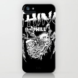 THING OF THE HILL iPhone Case