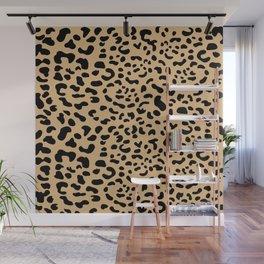 Leopard print - Earth Wall Mural