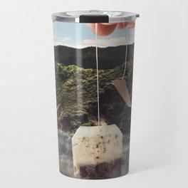Lake afternoon tea Travel Mug