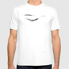 Five Days Mens Fitted Tee MEDIUM White