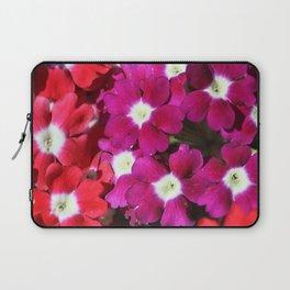 verbena flowers Laptop Sleeve