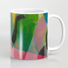 floral pink summer Coffee Mug