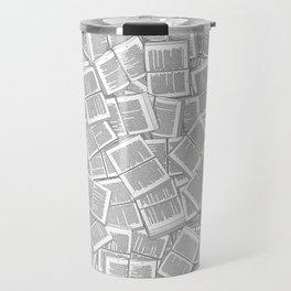 Literary Overload Travel Mug