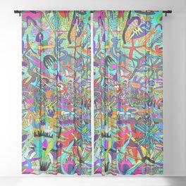 Uncommon Valium Sheer Curtain