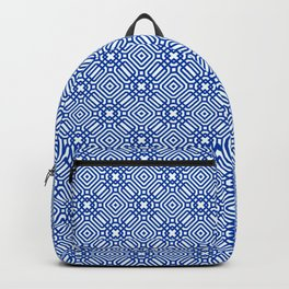 Geometric Connections Backpack
