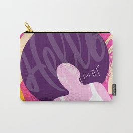 Girl summer Carry-All Pouch
