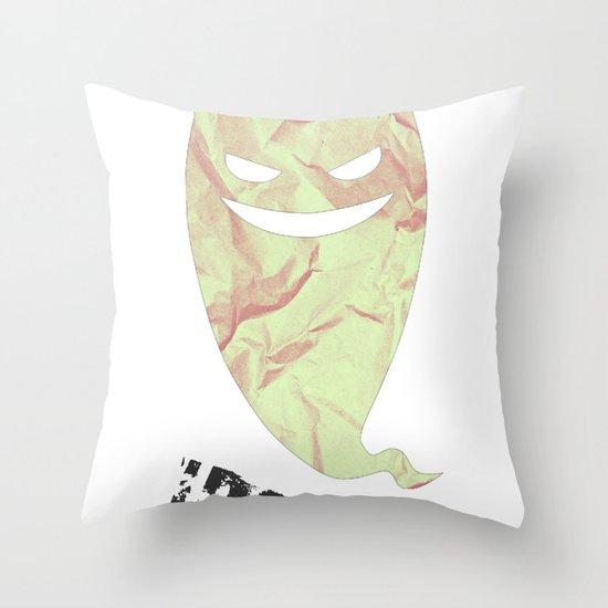 IDGAF Throw Pillow