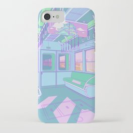 Train to Tokyo iPhone Case