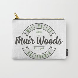 Muir Woods Carry-All Pouch