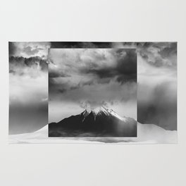 Square - Mountain Rug