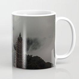 Pagoda in the Clouds Coffee Mug