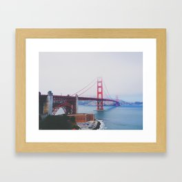 kross dat. Framed Art Print