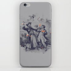 Epic Battle iPhone & iPod Skin